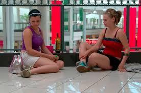 Recenzja Mall Girls